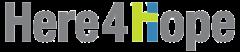 Here4Hope logo